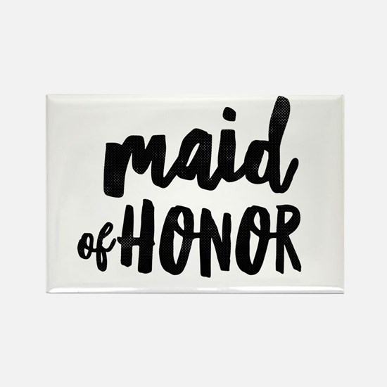Wedding Party- Maid of Honor Magnets
