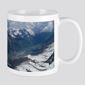 Chamonix Valley View Mug