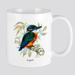 Kingfisher Peter Bere Design Mug