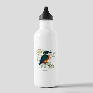 Kingfisher Peter Bere Design Stainless Water Bottl