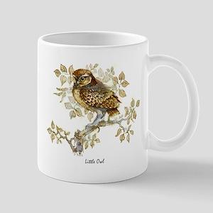 Little Owl Peter Bere Design Mug