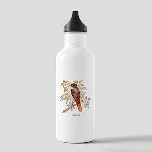 Nightingale Peter Bere Design Stainless Water Bott