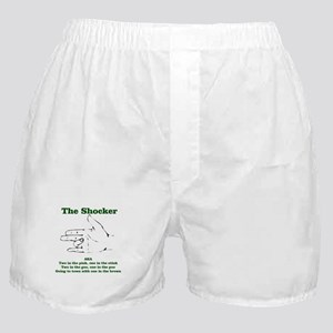 The Shocker...AKA...... Boxer Shorts
