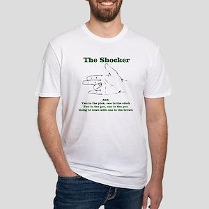 The Shocker...AKA...... Fitted T-Shirt