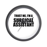 Certified first assistant Wall Clocks