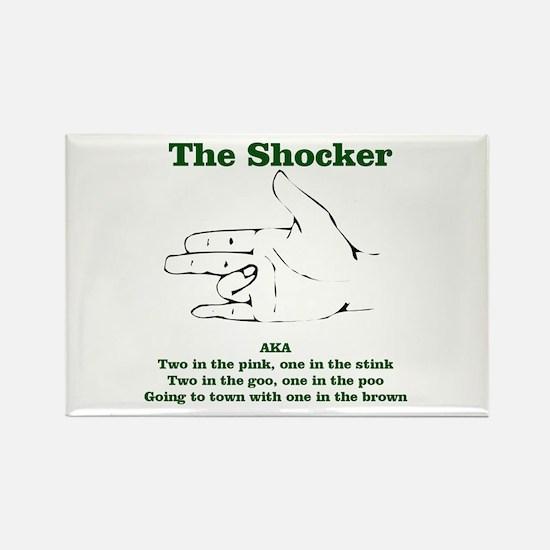 The Shocker...AKA...... Rectangle Magnet