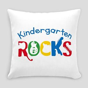 Kindergarten Rocks Everyday Pillow
