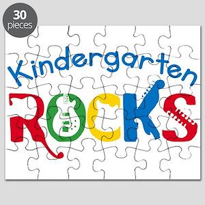 Kindergarten Rocks Puzzle