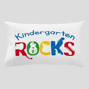 Kindergarten Rocks Pillow Case