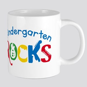 Kindergarten Rocks Mugs