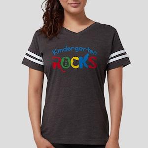 Kindergarten Rocks Womens Football Shirt