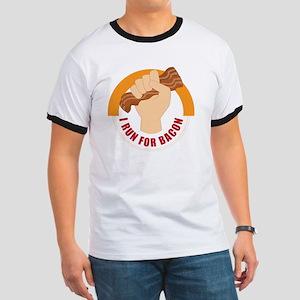 I Run For Bacon T-Shirt