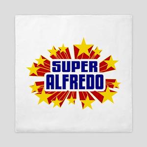 Alfredo the Super Hero Queen Duvet