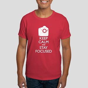 Men's Canon - Keep Calm Dark T-Shirt