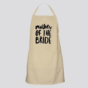 Wedding Party- Mother of the Bride Light Apron