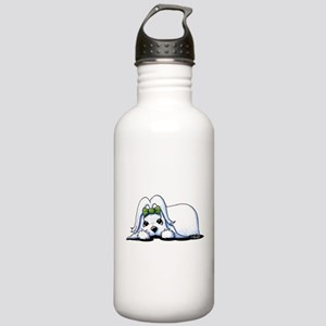Precious Maltese Stainless Water Bottle 1.0L