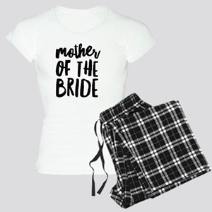 Wedding Party- Mother of the Bride Pajamas