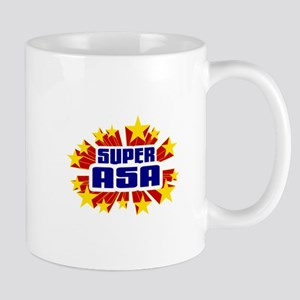 Asa the Super Hero Mug