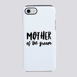 Wedding Party- Mother of the G iPhone 7 Tough Case