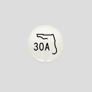30A Florida Coast Mini Button