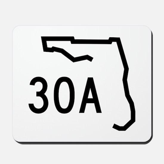 30A Florida Coast Mousepad