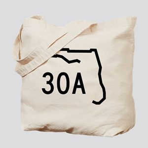 30A Florida Coast Tote Bag