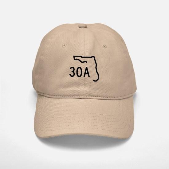 30A Florida Coast Baseball Baseball Cap