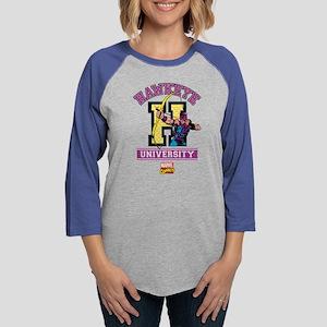 Hawkeye University Womens Baseball Tee