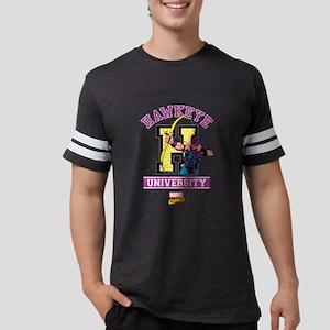 Hawkeye University Mens Football Shirt