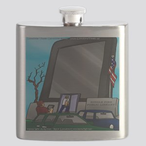 Kindle Public Library Flask