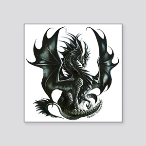 RThompson's Obsidian Dragon Sticker