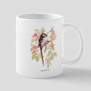 Long Tailed Tit Peter Bere Design Mug