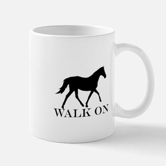 Walk on Tennessee Walker Hoodie Mug