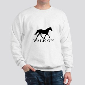 Walk on Tennessee Walker Hoodie Sweatshirt