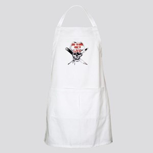 Cook to Live Apron