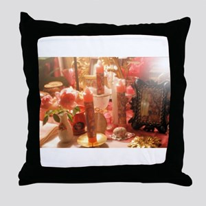 Erzulie Freda- Love Spell Throw Pillow