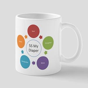 5S My Diaper Mug