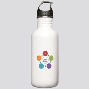 5S My Diaper Water Bottle
