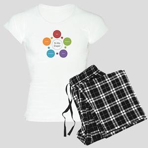 5S My Diaper Pajamas