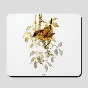 Wren Peter Bere Design Mousepad