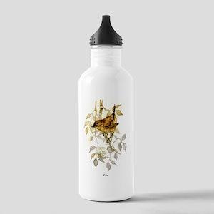 Wren Peter Bere Design Water Bottle