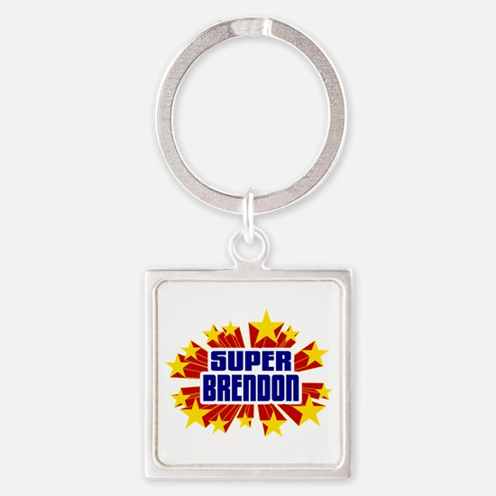 Brendon the Super Hero Keychains