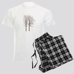 Brown Trees Pajamas