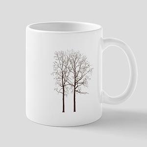 Brown Trees Mug
