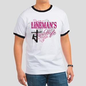 Linemans wife T-Shirt