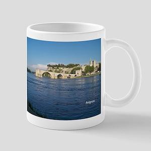 Avignon and Pont Saint-Bénezet Mug