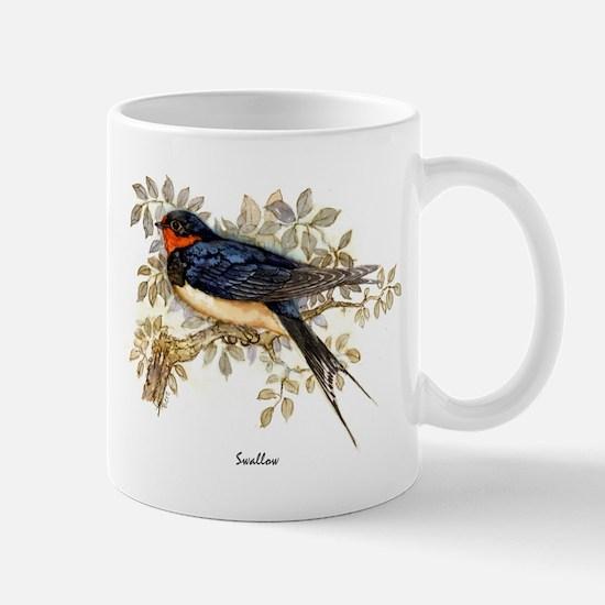 Swallow Peter Bere Design Mug