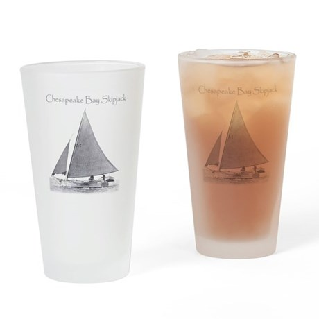 chesapeake-bay-skipjack-800.png Drinking Glass