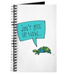 Turtle of Perseverance Journal