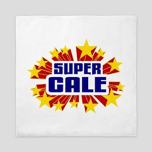 Cale the Super Hero Queen Duvet